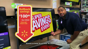 Walmart Super Savings Event TV Spot - Thumbnail 6