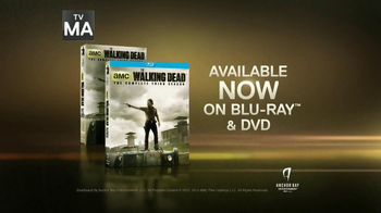 The Walking Dead: The Complete Third Season Blu-ray and DVD TV Spot