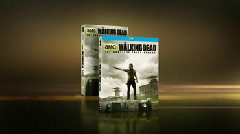The Walking Dead: The Complete Third Season Blu-ray and DVD TV Spot - Thumbnail 3
