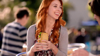 Wendy's Flatbread Grilled Chicken TV Spot, 'Amazing' - Thumbnail 2