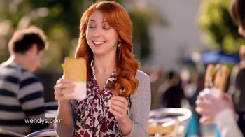 Wendy's Flatbread Grilled Chicken TV Spot, 'Amazing' - Thumbnail 6