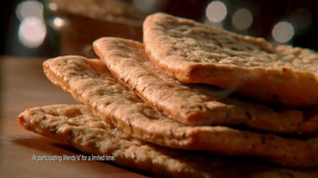 Wendy's Flatbread Grilled Chicken TV Spot, 'Amazing' - Thumbnail 9