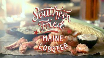 Joe's Crab Shack Southern Fried Maine Lobster TV Spot