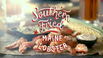Joe\'s Crab Shack Southern Fried Maine Lobster TV Spot