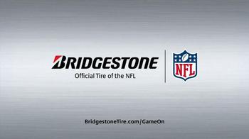 Bridgestone TV Spot, 'Game On' Featuring Matthew Stafford - Thumbnail 8