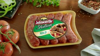 Johnsonville Italian Sausage TV Spot, 'Piano Concert' - Thumbnail 7