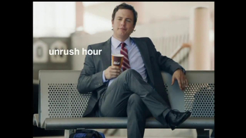 McDonald's McCafe Coffee TV Spot, 'Unrush Hour' - Thumbnail 3