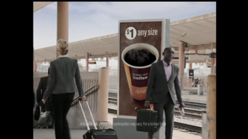 McDonald's McCafe Coffee TV Spot, 'Unrush Hour' - Thumbnail 6