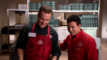 Papa John's TV Spot, 'Reporting for Duty' Featuring Peyton Manning - Thumbnail 2