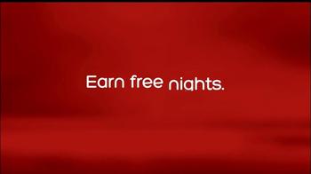 Hotels.com TV Spot, 'Love Everyone Free Night' - Thumbnail 10