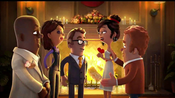 Hotels.com TV Spot, 'Love Everyone Free Night' - Thumbnail 5