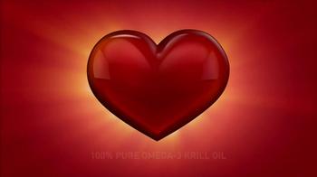 Mega Red Krill Oil TV Spot, 'Fish Aftertaste' - Thumbnail 5