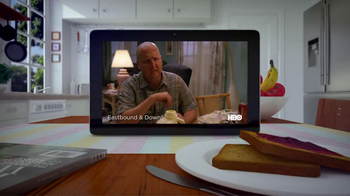 XFINITY TV Spot, 'HBO: Anywhere, Anytime' - Thumbnail 8