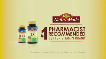 Nature Made Vitamins TV Spot, 'Approved' - Thumbnail 7