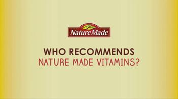 Nature Made Vitamins TV Spot, 'Approved' - Thumbnail 1