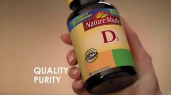 Nature Made Vitamins TV Spot, 'Approved' - Thumbnail 5