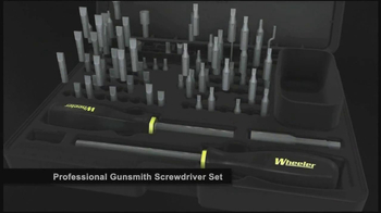 Wheeler Engineering TV Spot, 'Gun Smithing Supplies' - Thumbnail 2