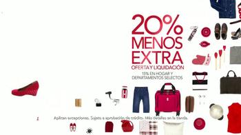 Macy's Venta de Más Opciones TV Spot [Spanish] - Thumbnail 10