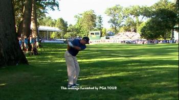 Fed Ex Cup TV Spot, 'These Guys Are Good' Featuring Matt Kuchar - Thumbnail 2