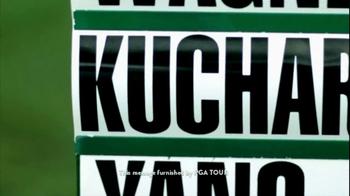 Fed Ex Cup TV Spot, 'These Guys Are Good' Featuring Matt Kuchar - Thumbnail 3