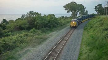 CSX TV Spot, 'Tomorrow By Train' - Thumbnail 6