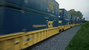 CSX TV Spot, 'Tomorrow By Train' - Thumbnail 7