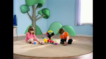 Mickey Mouse Clubhouse Fly 'n Slide Clubhouse TV Spot - Thumbnail 3