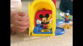 Mickey Mouse Clubhouse Fly 'n Slide Clubhouse TV Spot - Thumbnail 4