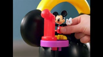 Mickey Mouse Clubhouse Fly 'n Slide Clubhouse TV Spot - Thumbnail 9