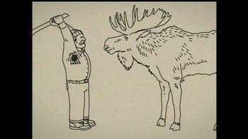 Duluth Trading Free Swingin' Flannel TV Spot, 'Lumberjack'