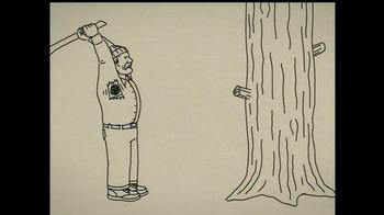 Duluth Trading Free Swingin' Flannel TV Spot, 'Lumberjack' - Thumbnail 2