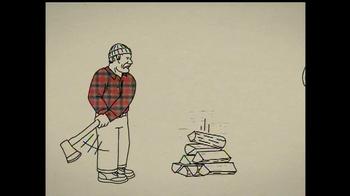 Duluth Trading Free Swingin' Flannel TV Spot, 'Lumberjack' - Thumbnail 5