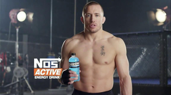 NOS Active TV Spot, 'GIF' Featuring Georges St-Pierre - Thumbnail 10
