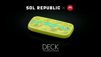 Radio Shack TV Spot, 'Sol Replic Deck' Feat. Lil Jon and Michael Phelps - Thumbnail 10