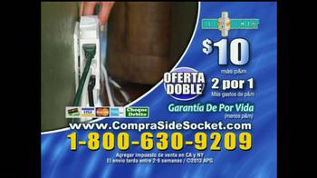 Side Socket TV Spot [Spanish] - Thumbnail 10