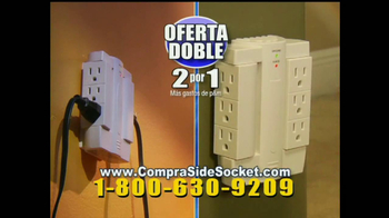 Side Socket TV Spot [Spanish] - Thumbnail 9