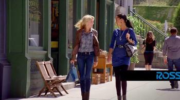 Ross Fall Fashion Event 2013 TV Spot - Thumbnail 4