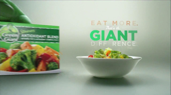Green Giant Steamers Antioxidant Blend TV Spot, 'Bigger is Better' - Thumbnail 7