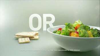 Green Giant Steamers Antioxidant Blend TV Spot, 'Bigger is Better' - Thumbnail 4