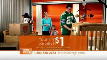 Public Storage TV Spot, 'Garage Sale Guy/Jet Ski' - Thumbnail 8