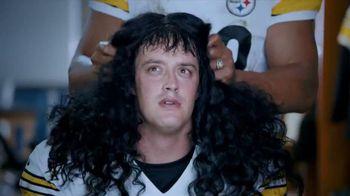 Head & Shoulders For Men TV Spot, 'Hair Transplant' Feat. Troy Polamalu