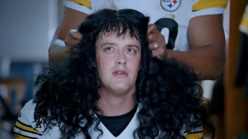 Head & Shoulders For Men TV Spot, 'Hair Transplant' Feat. Troy Polamalu