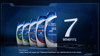 Head & Shoulders For Men TV Spot, 'Hair Transplant' Feat. Troy Polamalu - Thumbnail 8