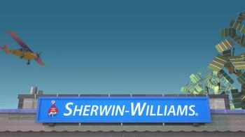 Sherwin-Williams Endless Summer Sale TV Spot, 'August 2013' - Thumbnail 1