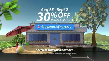 Sherwin-Williams Endless Summer Sale TV Spot, 'August 2013' - Thumbnail 10