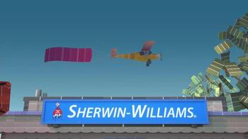 Sherwin-Williams Endless Summer Sale TV Spot, 'August 2013' - Thumbnail 2