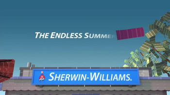 Sherwin-Williams Endless Summer Sale TV Spot, 'August 2013' - Thumbnail 3