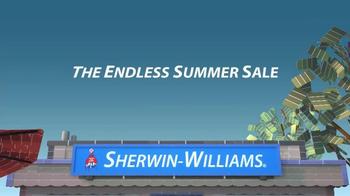 Sherwin-Williams Endless Summer Sale TV Spot, 'August 2013' - Thumbnail 4
