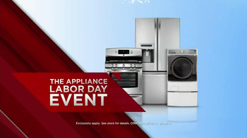 Sears Labor Day Event TV Spot - Thumbnail 2