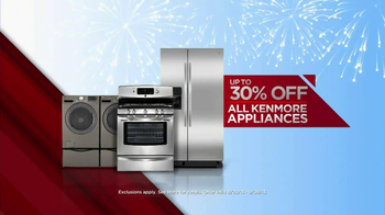 Sears Labor Day Event TV Spot - Thumbnail 4